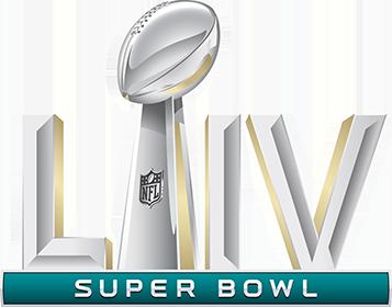 Super Bowl LIV (54) logo